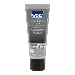 Woly Oiled Leather Cream - Skopleje - Piedi.dk