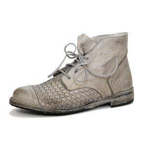 Bubetti - Bubetti 9727 grå dame støvle med flet