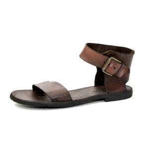 Bubetti - Bubetti 3499 Lux.538 Kastanje sandal