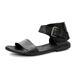 Bubetti 3499 Lux.Nero sort sandal - Køb på Piedi.dk