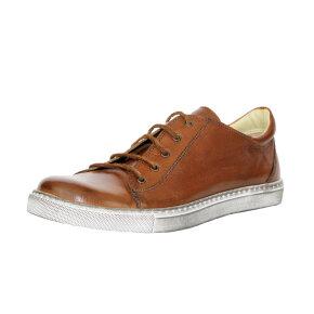 Bubetti 9676 - eksklusiv cognac sneaker - Køb på Piedi.dk