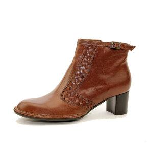 Bubetti - Bubetti 7791 Smart 756 Cognac støvlet med flet