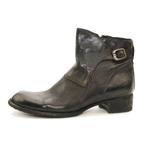 Bubetti - Bubetti 9615 Lux 539 Brun Støvlet med Spænde