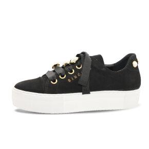 Billi Bi Sport 6040 Sort Sneaker - Billi Bi Sport  - Sorte Sneakers