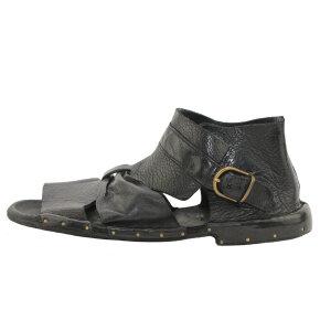 Bubetti - Bubetti 3503 Lux.Nero sandal
