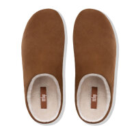 Fitflop - Fitflop Chrissie Shealing Brun Slippers