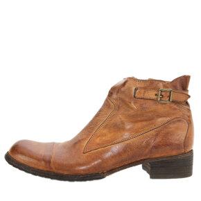 Bubetti - Bubetti 9849 Lux 547 Lys brun støvle med spænde