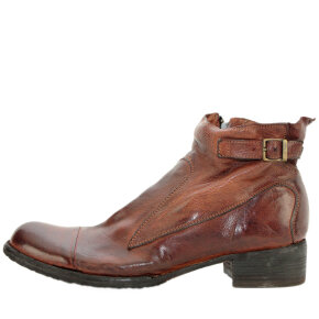 Bubetti - Bubetti 9849 Lux 538 kastanje brun støvle med spænde