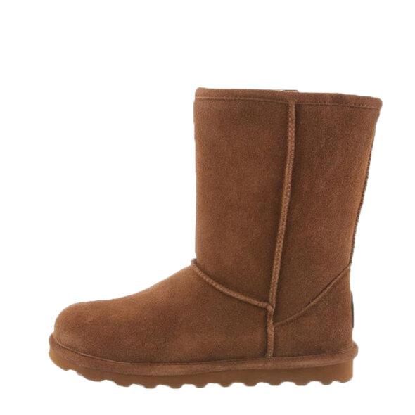Bearpaw - Bearpaw Elle brun foret damestøvle i ruskind