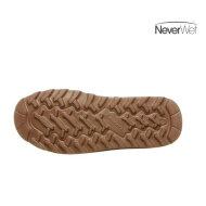 Bearpaw - Bearpaw Alyssa brun kort foret damestøvle i ruskind