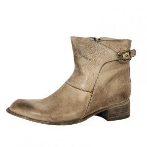 Bubetti - Bubetti 9615 Lux 556 grå Støvle med Spænde