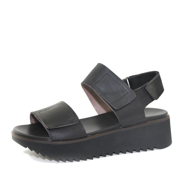 Lofina - Lofina E9-072 sort dame sandal