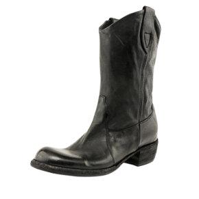 34efb2de51f ... Favoritliste · Bubetti - Bubetti 9752 Lux Nero Sort Cowboy Støvle