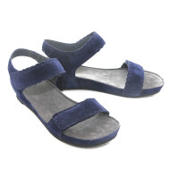 Cashott - Cashott 21010 navy dame sandal