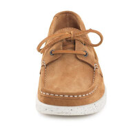 Nature  - Nature Sally Suede Toffee brun damesko