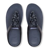 Fitflop - Fitflop Rumba Navy dame sandal med tåstrop