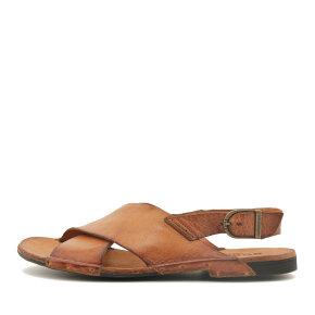 Bubetti - Bubetti 3520 Lux 541 Cognac Dame Sandal med Bagrem