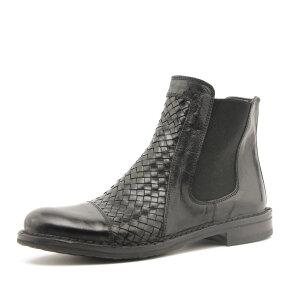 Bubetti - Bubetti 9856 Smart nero sort dame chelsea støvle