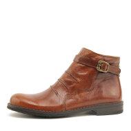 Bubetti - Bubetti 9861 smart 756 cognac dame støvle med rem