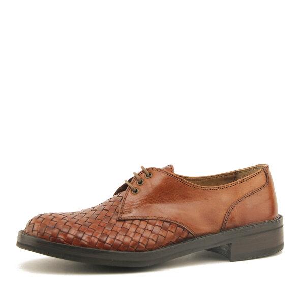 Bubetti - Bubetti 1434 smart 756 cognac dame sko med flet