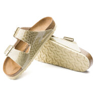 Birkenstock - Birkenstock Arizona Magic Snake Gold dame sandal
