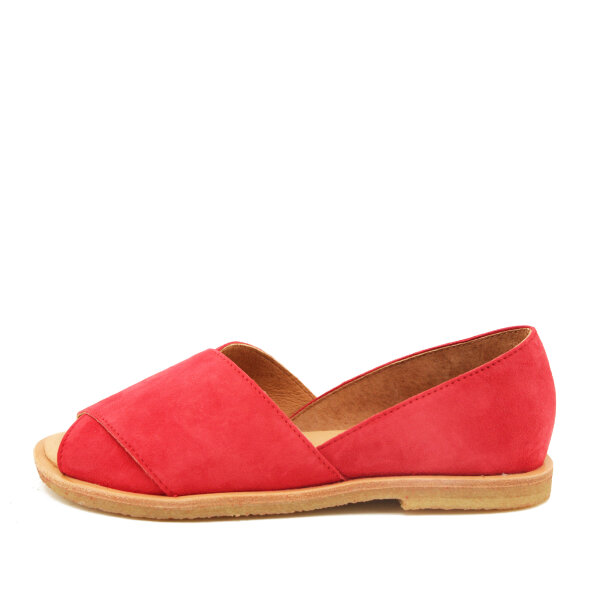 Cashott - Cashott 19162 rød dame sandal