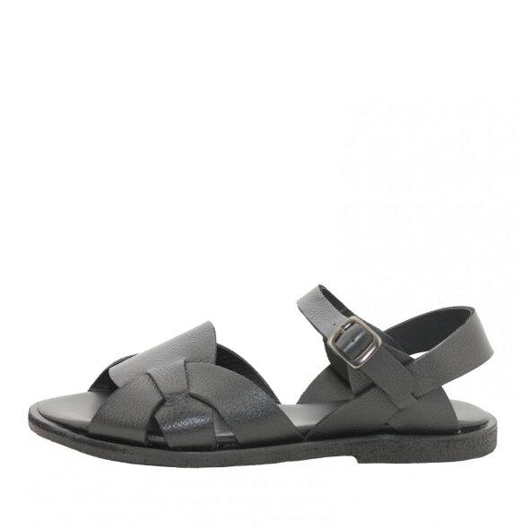 Angulus - Angulus 5542 sort dame sandal
