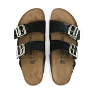 Birkenstock - Birkenstock Arizona Magic Snake Black sort dame sandal