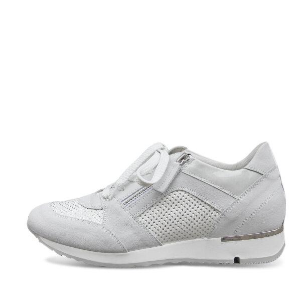 DL Sport - DL Sport 4234 hvid dame sneaker