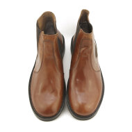 Bubetti - Bubetti 823 Smart.756 Cognac Herre Chelsea Skindstøvle