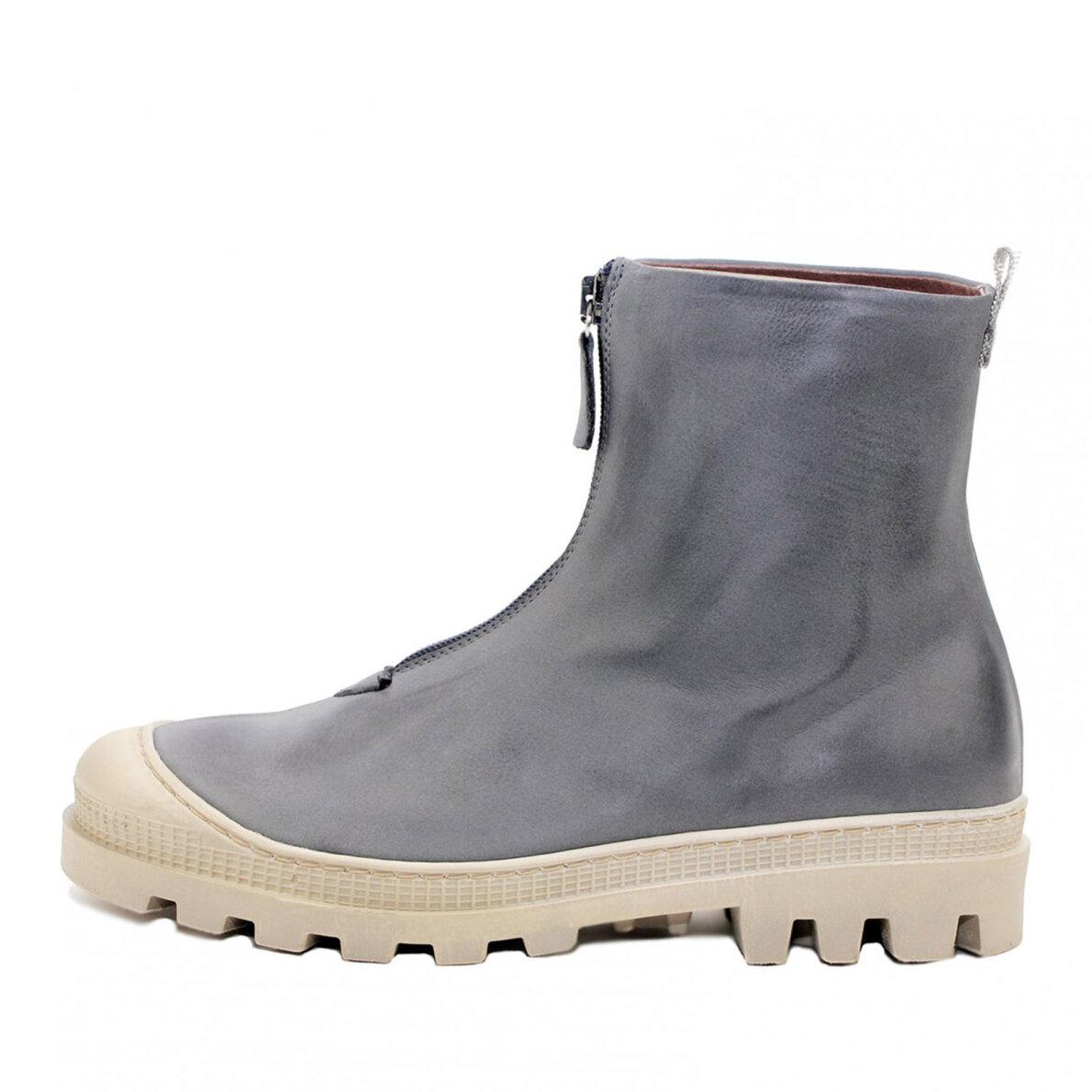 Støvle I Skind Fra Lofina