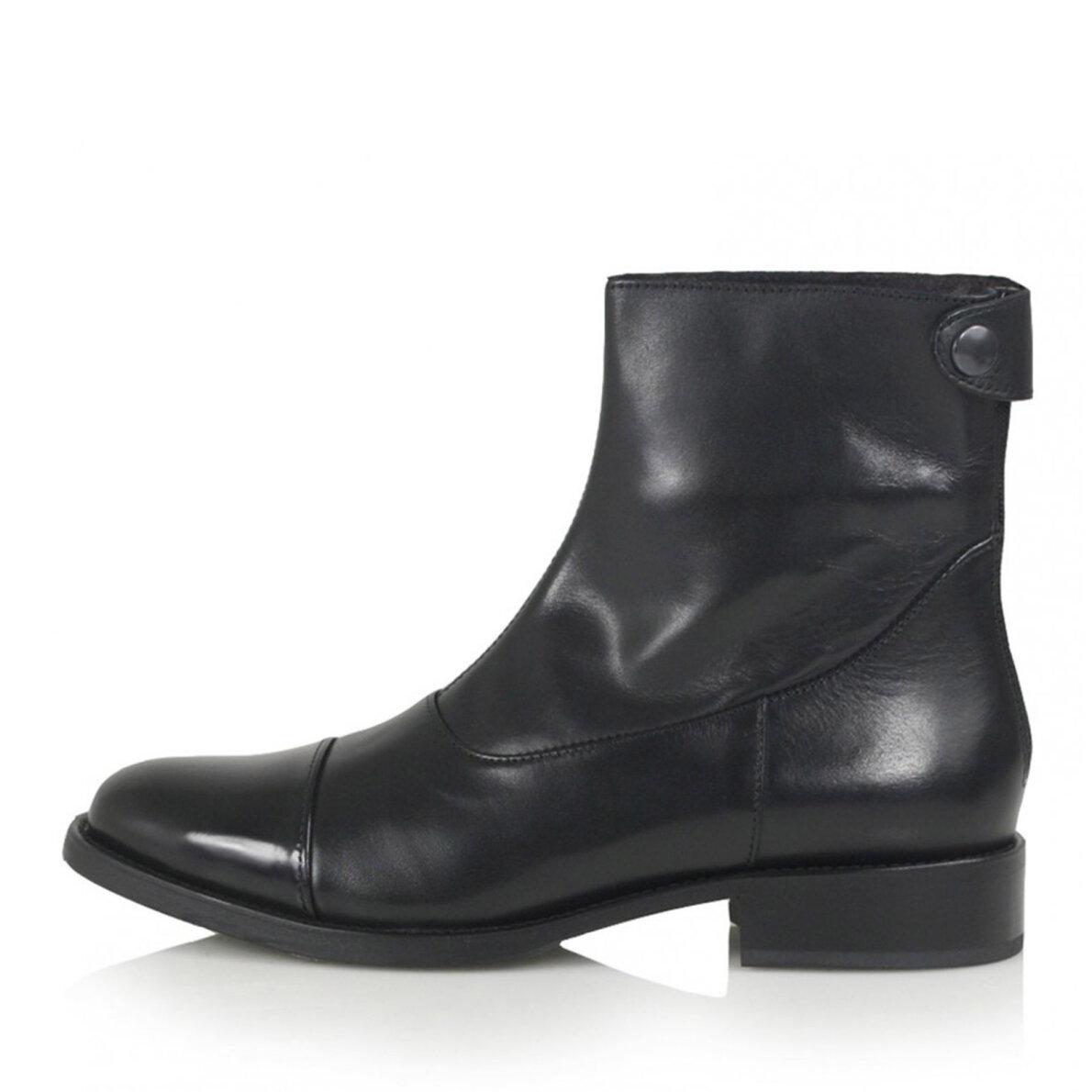Billi Bi klassisk støvlet m. hæl