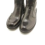 Bubetti - Bubetti 9880 Smart 111 Mørkebrun Damestøvle med Mellemlangt Skaft
