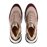 Billi Bi - Billi Bi Sport 3660 rosa og guld sneaker