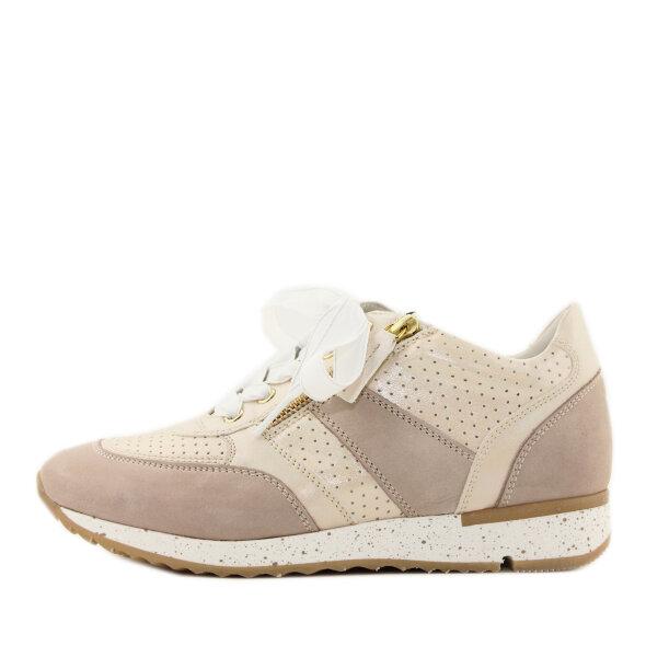 DL Sport - DL SPORT 4620 Rosa Dame Sneaker med Perlemor