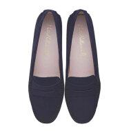 Pretty Ballerinas - Pretty Ballerinas Josephine Navy Dame Loafer