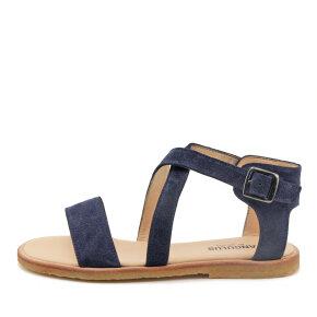Angulus - Angulus 5442 navy dame sandal