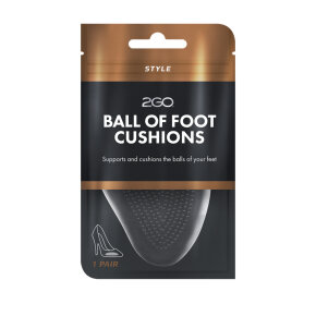 Woly - 2GO Ball of Foot Cushions Forfodspude