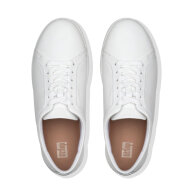 Fitflop - Fitflop New Rally Dame Sneaker i Hvid Læder