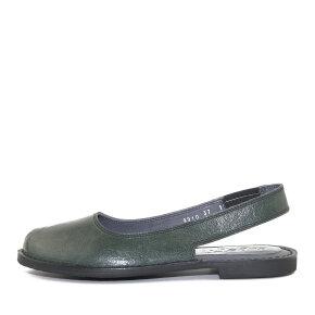 Bubetti - Bubetti 2436 Grøn Slingback Sandal Dame