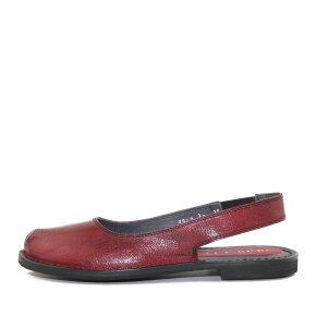 Bubetti - Bubetti 2436 Rød Slingback Sandal Dame