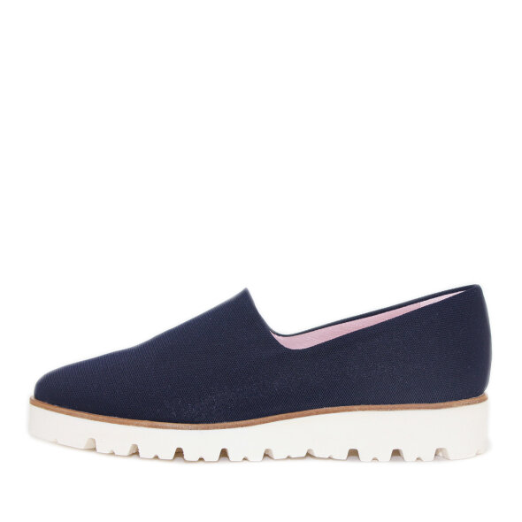 Pretty Ballerinas - Pretty Ballerinas Charlize Navy Dame Loafer