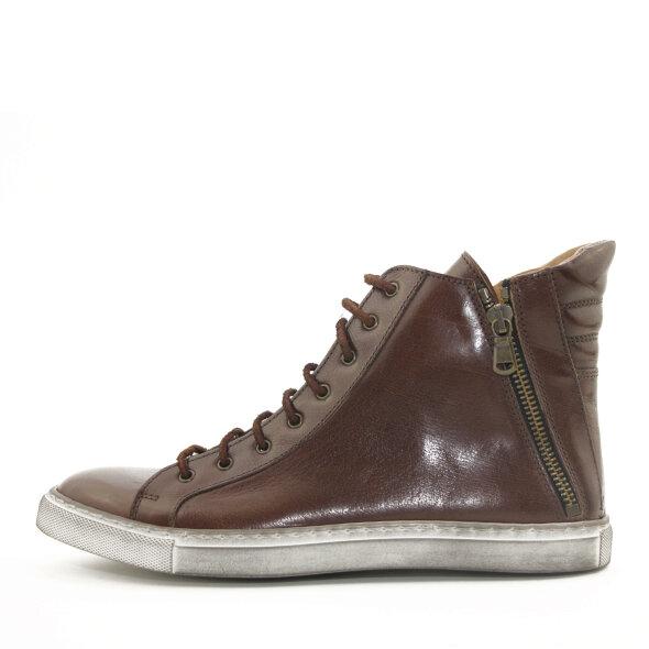 Bubetti - Bubetti 6928 Smart.836 Brun Dame Sneaker Støvle
