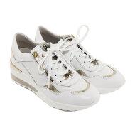DL Sport - DL SPORT 4672 Hvid Dame Sneaker