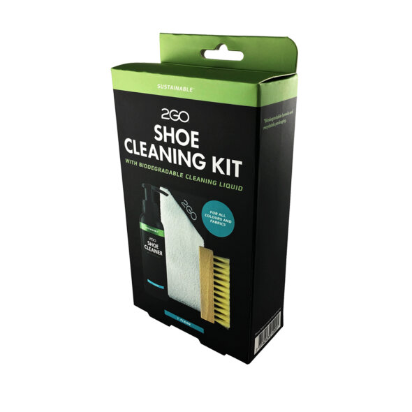 Woly - 2GO Sustainable Shoe Cleaning Kit Skopleje