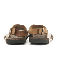 Bubetti - Bubetti 3520 Lux 547 Lys Brun Dame Sandal med Bagrem