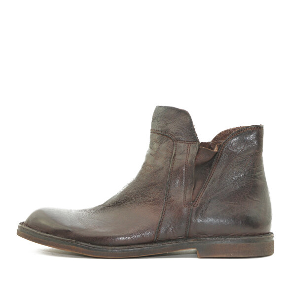 Bubetti - Bubetti 9862 Lux 576 Mørkebrun Kort Damestøvle