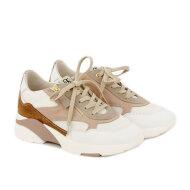 DL Sport - DL Sport 5037 Hvid og Rosa Dame Sneaker