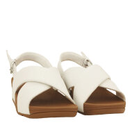 Fitflop - Fitflop Lulu Cross hvid dame sandal