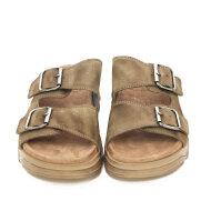Lofina - Lofina 1E-240 brun fodsengssandal